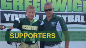 Thank You to the Local Businesses and Individuals Who Support Greenwich Youth Football!